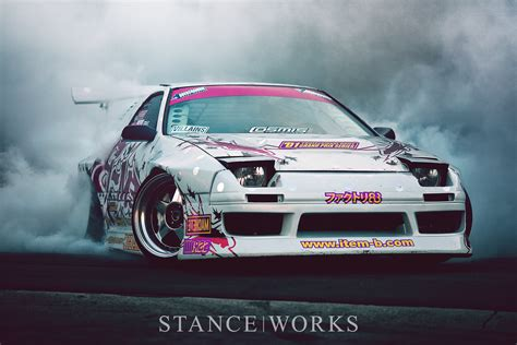 hoonigan drift cars wallpaper wednesday evan brown s item b hoonigan rx7