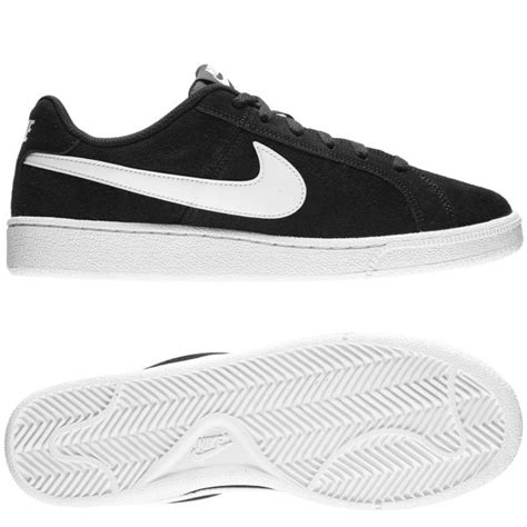 100 Original Nike Court Royale Suede Size 43 Muraahhh nike court royale suede black white www unisportstore