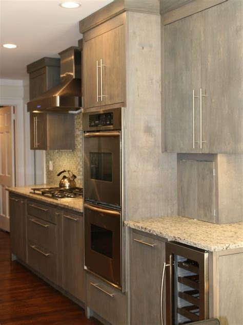 stained wood kitchen cabinets grey opaque stained wood cabinets kitchen kitchen