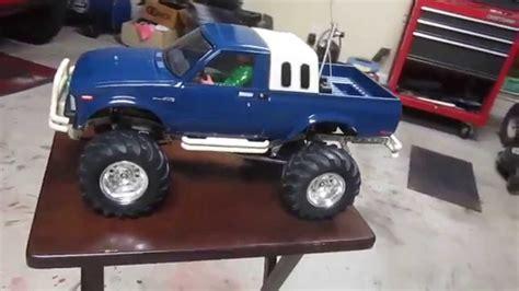 vintage toyota truck vintage tamiya bruiser for sale 3 speed toyota 4x4