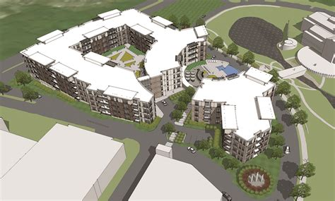 residents invited  comment  proposed anderson center