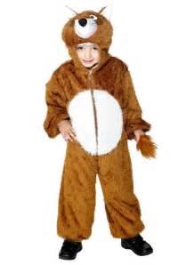 child fox costume