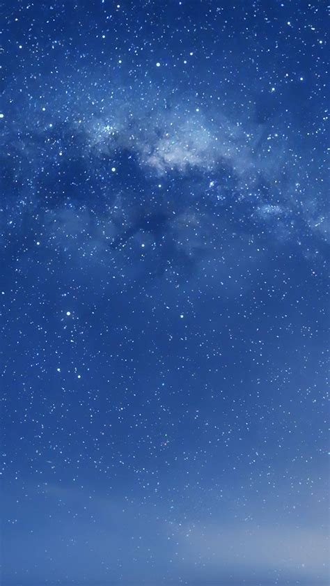 wallpaper galaxy ios 8 ios 8 milky way galaxy default iphone 5 wallpaper hd
