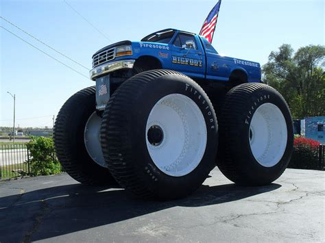 bigfoot 5 monster truck bigfoot 5 monster trucks wiki fandom powered by wikia