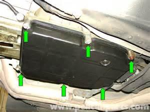 Mercedes Transmission Fluid Change Mercedes Automatic Transmission Fluid Change W210