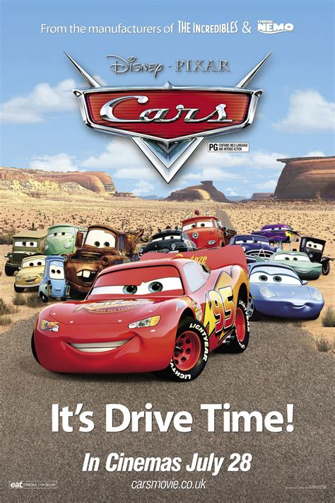 cars movie cars 2006 amazing movie posters