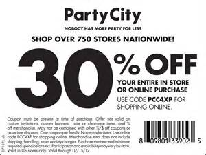 party city coupons 2015 halloween free printable party city coupon december 2016