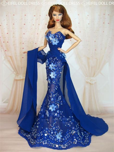 fashion doll dress 1298 best poppy gown sets images on