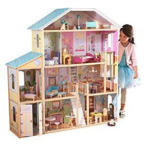 the doll house 5 amazon com kidkraft majestic mansion dollhouse toys games