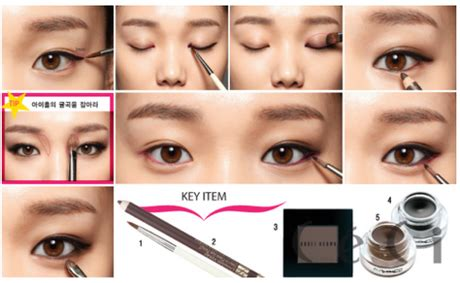 video tutorial makeup korea video tutorial makeup korean pictures and video