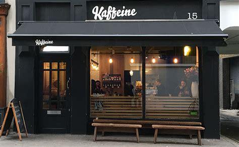 coffee shop front design kaffeine coffee shop blenheim design