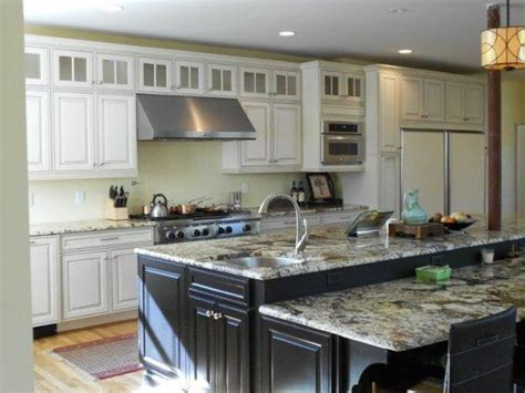 kitchen islands with table seating staggered height