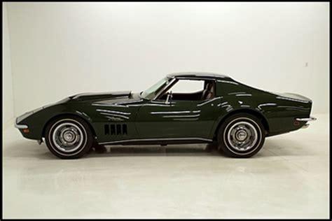 last documented 1969 l88 corvette built