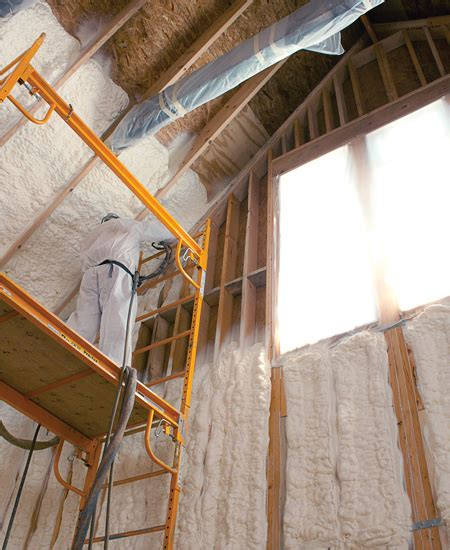 Insulating Cathedral Ceiling With Spray Foam How To Insulate Cathedral Ceilings