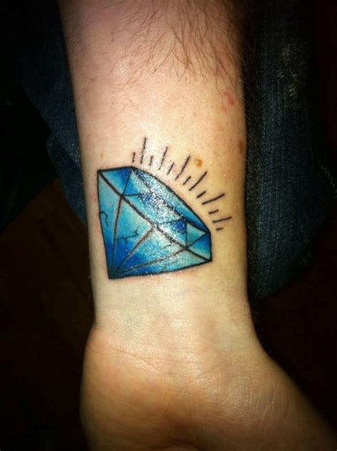 diamonds tattoo 56 fantastic wrist tattoos