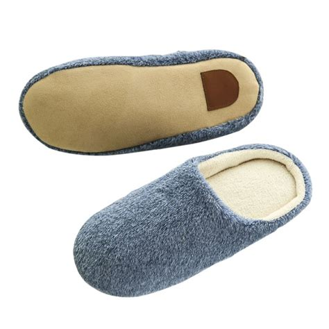 indoor slippers for anti slip indoor slippers home warm fleece warm
