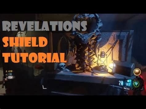 zombie shield tutorial black ops 3 quot revelations quot guard of fafnir shield tutorial black