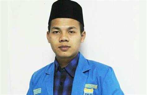 ketua pc pmii pacitan ajak masyarakat tangkal hoax