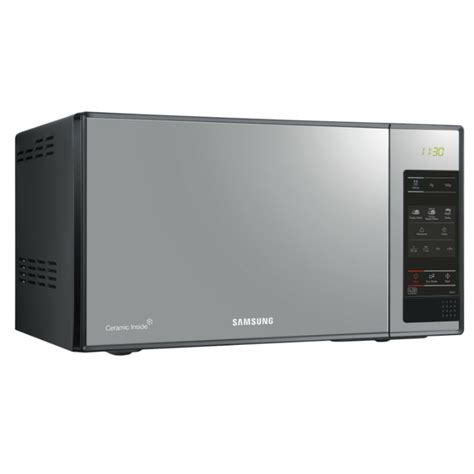 Microwave Samsung Digital delonghi tm823 23l 800w flatbed touch microwave black