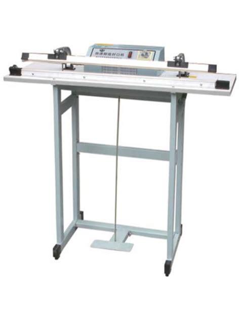 Pedal Impulse Sealer Metal Sf 300 foot pedal impulse heat sealer sf 400 vortex