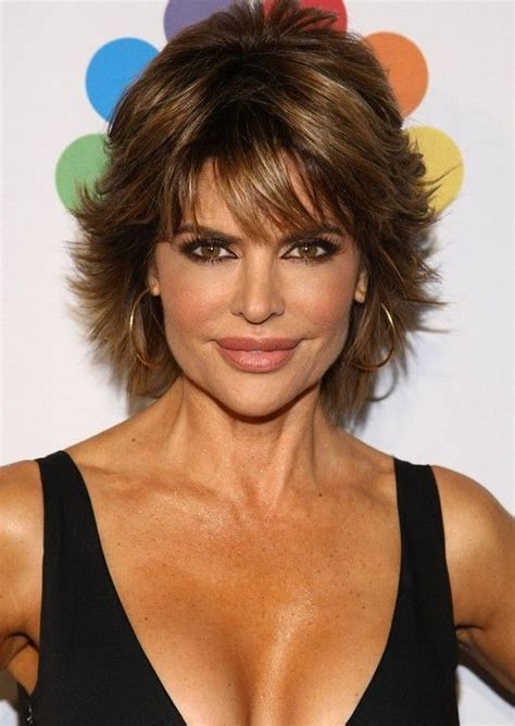 lisa rinna how to style with products layers jane fonda 1000 ideas about razor cuts on pinterest razor cut bob