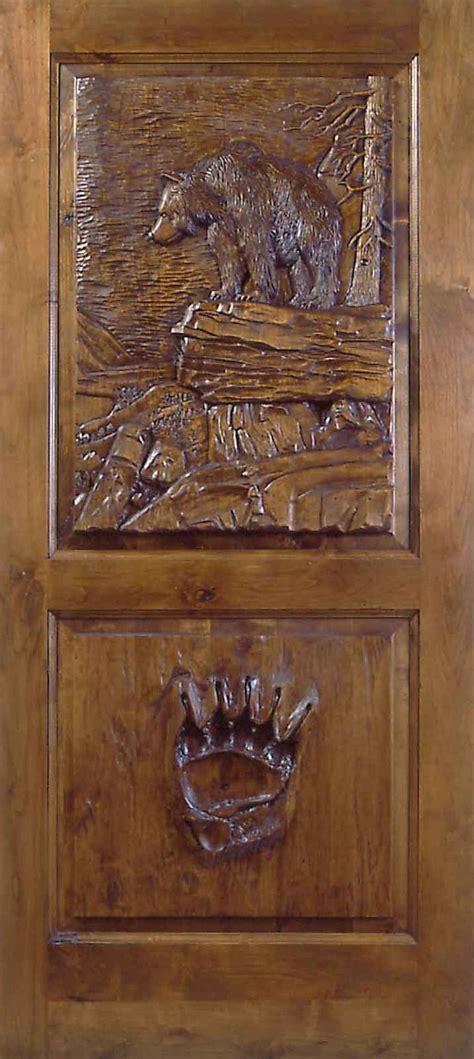 Log Cabin Interior Doors Great Cabin Doors For The Home