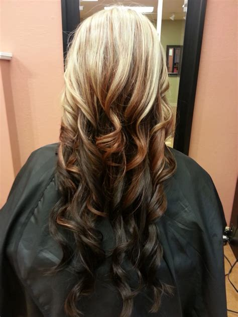 reverse ombre curls short hairstyle 2013 reverse ombre haircut short hairstyle 2013