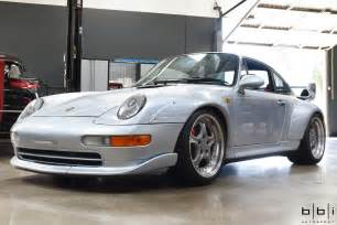 Porsche Of The Car Of The Day Porsche 993 Gt2 For The Of Air