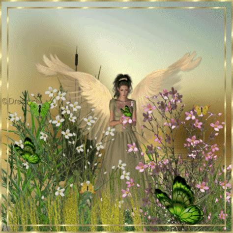Angelic Gardens by Images Of Nature Wallpaper And Background