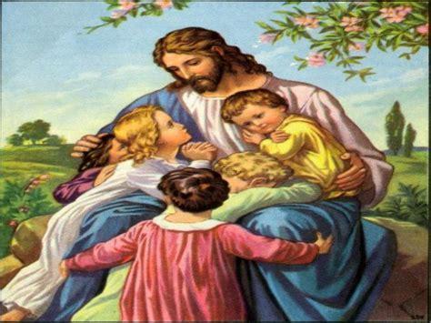imagenes de jesus bendice a los niños parroquia padre misericordioso marzo 2011