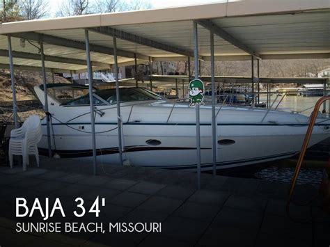 motor boats for sale chicago for sale used 1995 baja 34 express cruiser in chicago