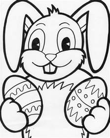 easter bunny coloring pages for kids family holiday net