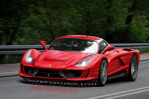 New Enzo Ferrari by Ferrari Enzo Successor F70 To Be Unveiled At 2013 Detroit