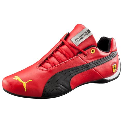 ferrari shoes puma ferrari future cat 10 leather men s shoes martlocal