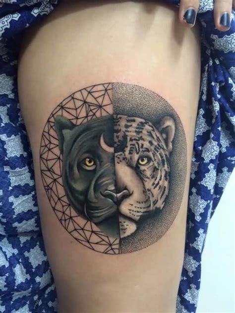 panther face tattoo designs 52 realistic panther tattoos ideas and meanings