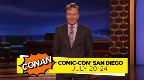 San Diego State Mba Human Resources Major by Top 5 Favorite Conancon Moments At San Diego Comic Con