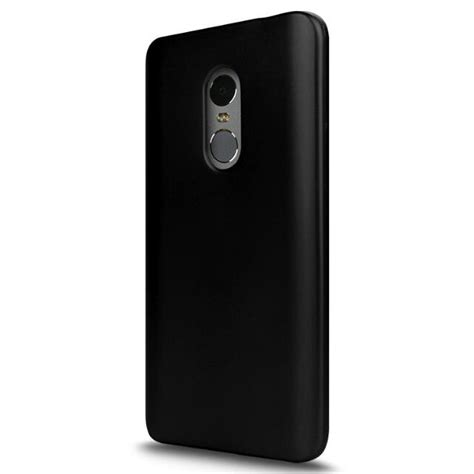 Casing Anticrack Redmi Note 44x silicone for xiaomi redmi note 4 4x black jakartanotebook