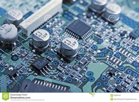 electronic circuit card electronic circuit board stock photo image of mount