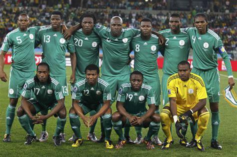 nigeria football team opinions on nigeria national football team