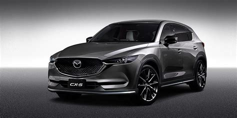 mazda cx3 custom 2017 mazda cx 5 and cx 3 sport their custom style in tokyo