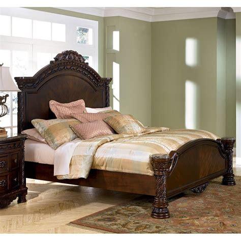 signature design by ashley north shore panel customizable north shore panel bed millennium furniturepick