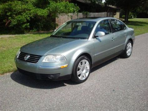 Volkswagen Passat Tdi Gas Mileage by Purchase Used 2005 Volkswagen Passat Gls Tdi Diesel