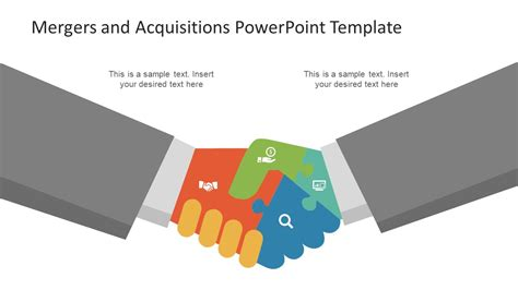 Merger And Acquisition Mba Ppt by Mergers And Acquisitions Powerpoint Template Slidemodel