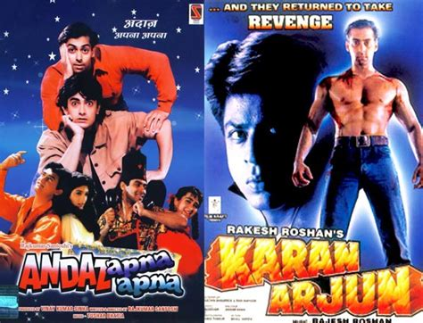 biography of film karan arjun salman khan shah rukh khan in karan arjun 2 or aamir khan