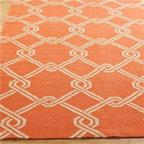 coral colored rug coral color rug feels like home to me