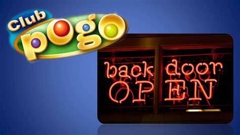 Pogo Back Doors pogo backdoor get inside rooms anytime updated