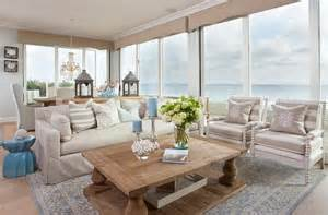 neutral living room with coastal decor ideas waterfront henredon living room deco chaise a6707 h weinberger s