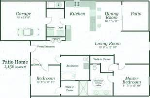 Patio Home Floor Plans Alfa Img Showing Gt Patio Home Plans For Seniors