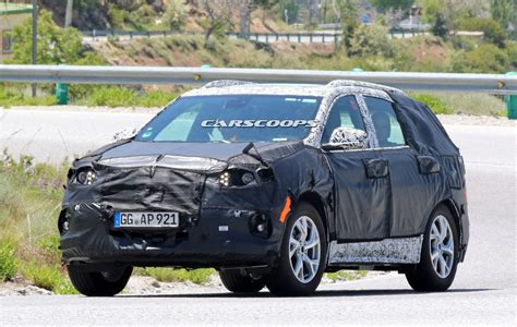 opel suv 2018 chevy equinox opel antara prototype spotted with