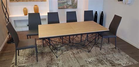 tavolo outlet outlet tavolo ozzio fil8 t238 tavoli a prezzi scontati